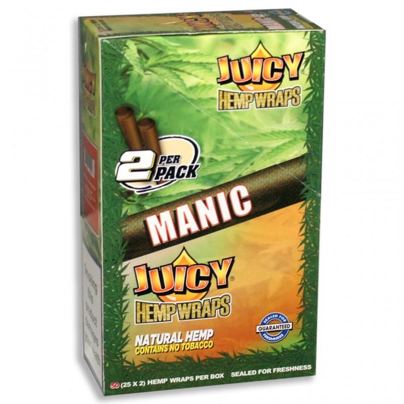 Бланты Juicy Hemp Wraps Manic