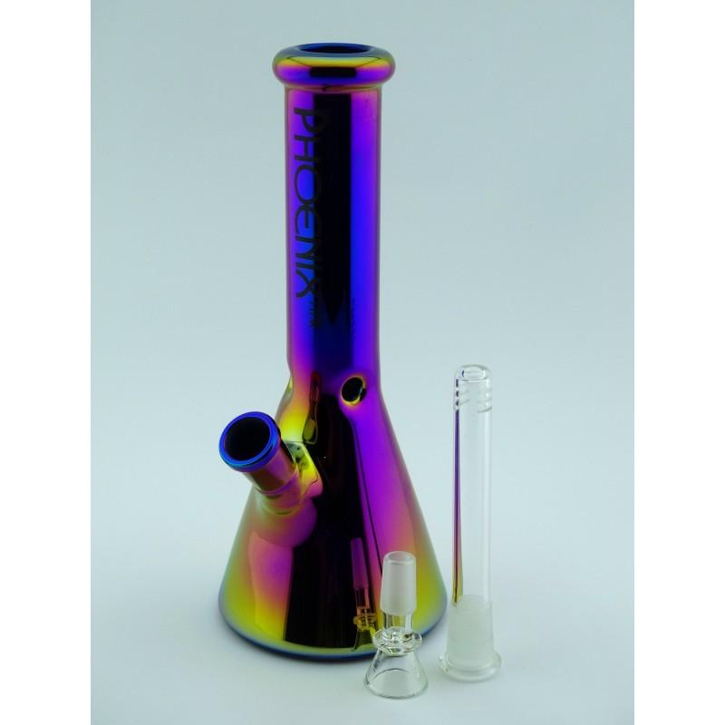 Стеклянный Бонг Phoenix Gradient Beaker