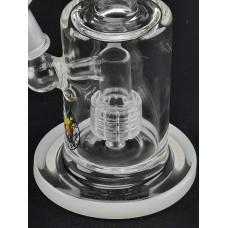 Стеклянный Баблер Hot Wax Glass Matrix