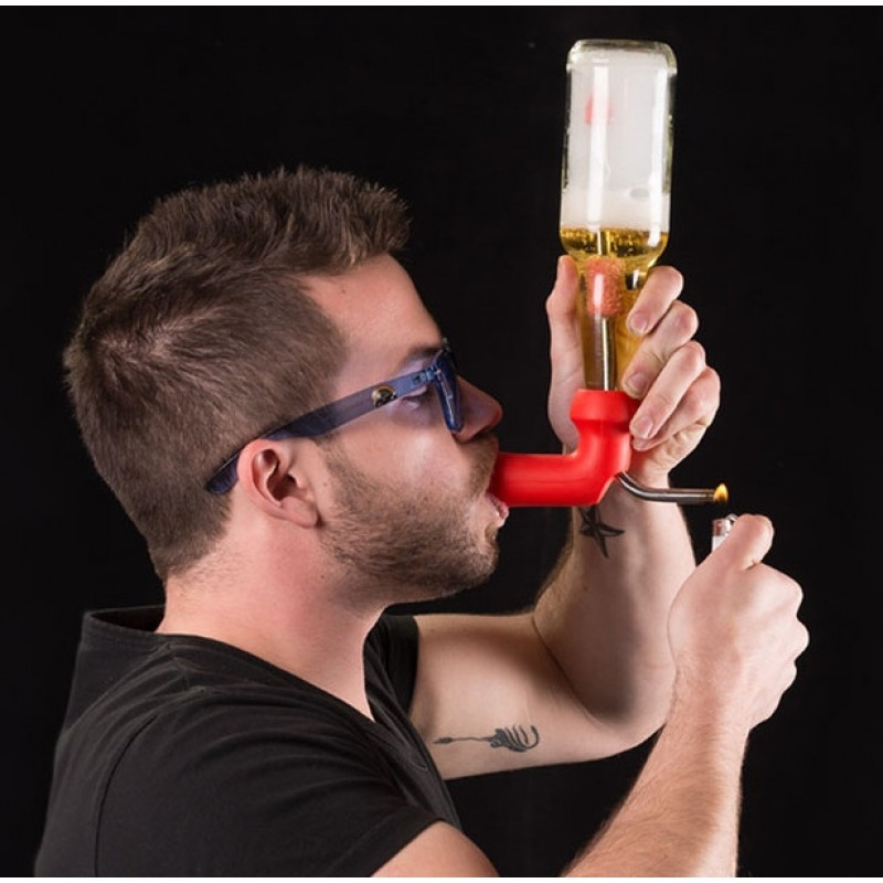 Трубка Баблер KnockOut Beer Bong