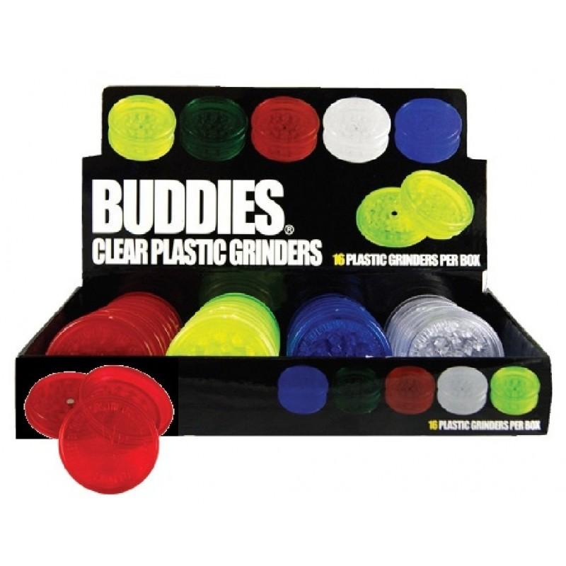 Гриндер Buddies Plastic