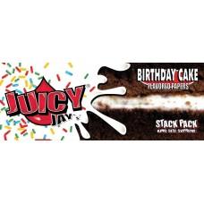 Бумага со вкусом Juicy Jay's Birthday Cake