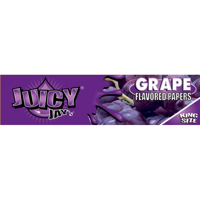 Бумага со вкусом Juicy Jay's Grape