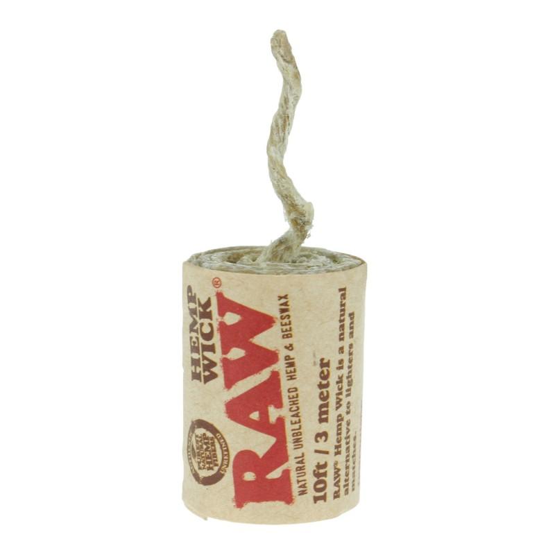 Фитиль RAW Hemp Wick 3m