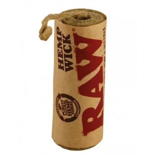 Фитиль RAW Hemp Wick 6m
