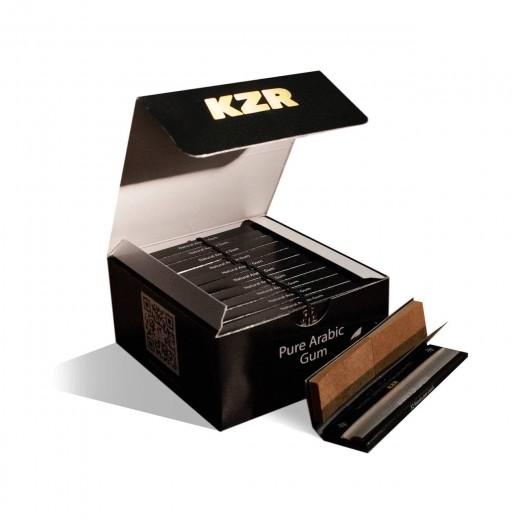 Бумага для самокруток KZR King Size Slim + Tips