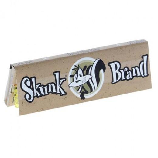 """Бумага для самокруток Skunk Classic 1¼"""" Hemp"""