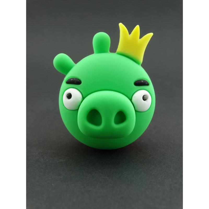 Силиконовая Трубка Angry Pig