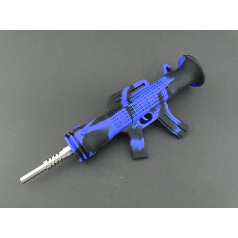 Силиконовая Трубка Dab Straw AK74