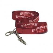 Шнурок Elements Red