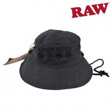 Панама RAW Grey