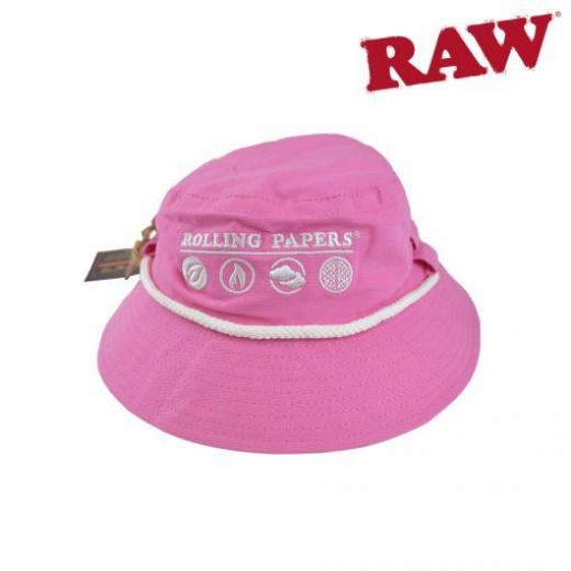 Панама RAW Pink