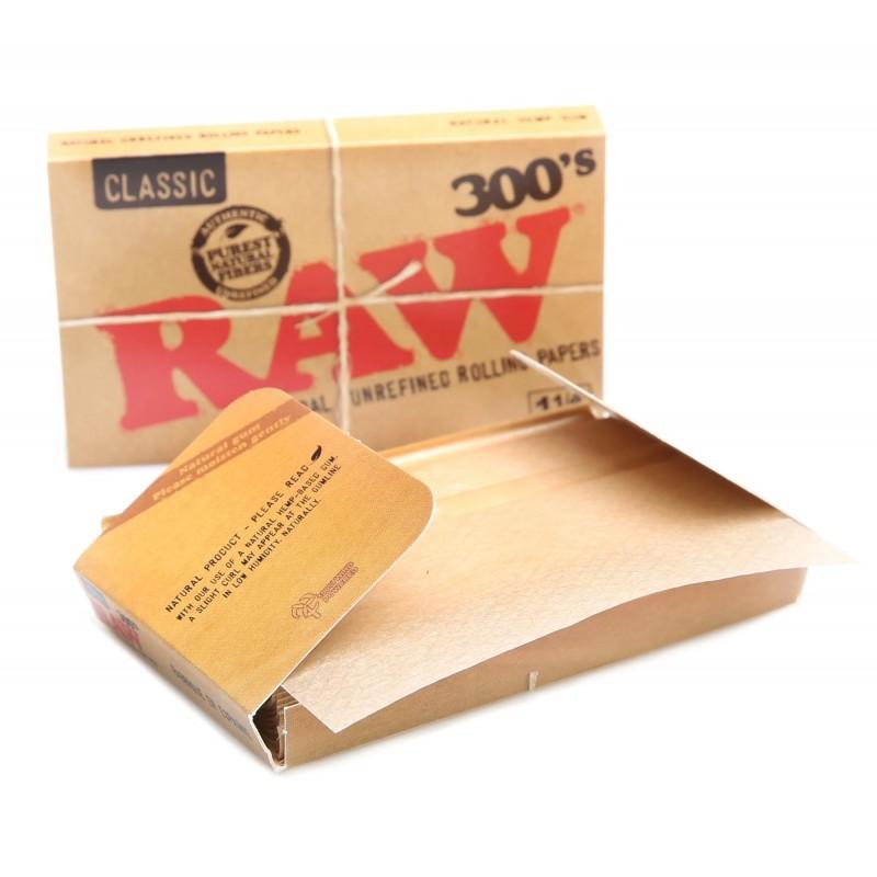 """Бумага для самокруток RAW 300 Small 1¼"""""""