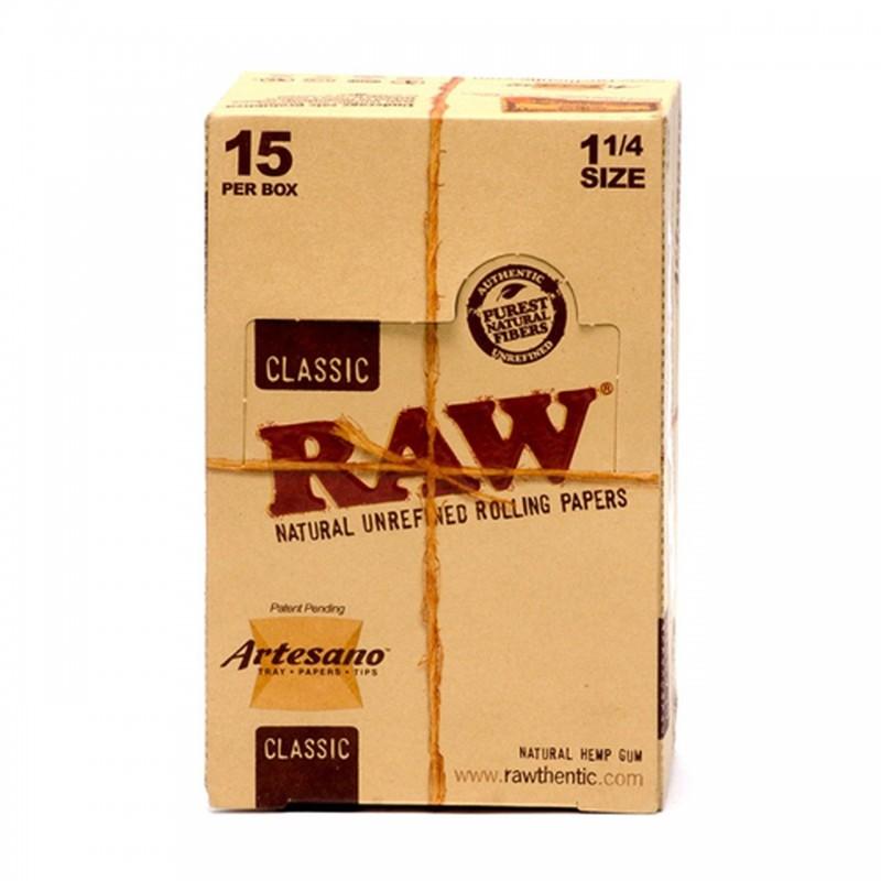 """Бумага для самокруток RAW Artesano 1¼"""""""