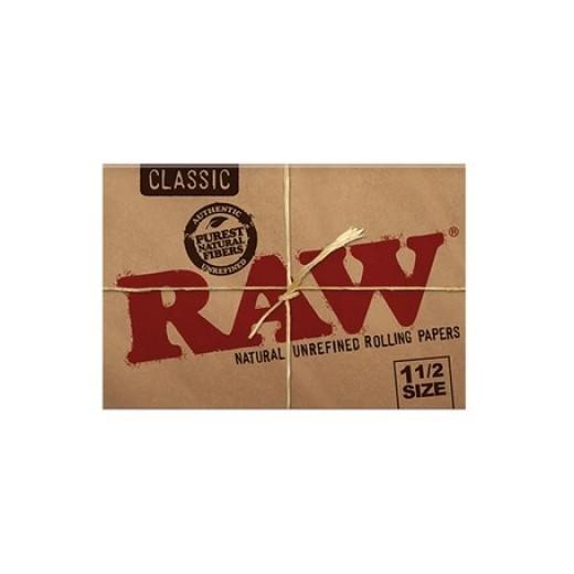 "Бумага для самокруток RAW Classic 1½"""