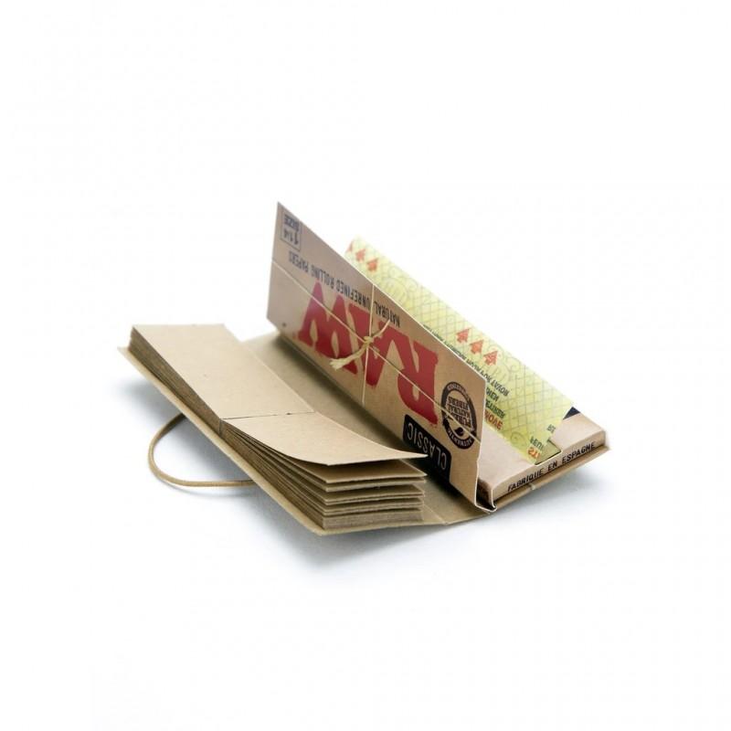 """Бумага для самокруток RAW Connoisseur 1¼"""""""