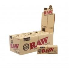 """Бумага для самокруток RAW Connoisseur 1¼"""" + Pre-Rolled"""