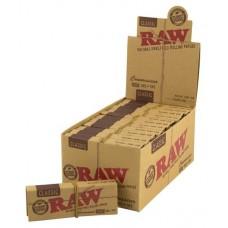 Бумага для самокруток RAW Connoisseur Single Wide