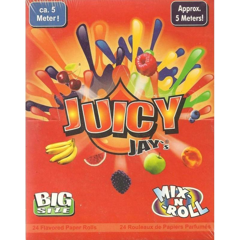 Бумага в рулоне Juicy Jay's Mix N Roll