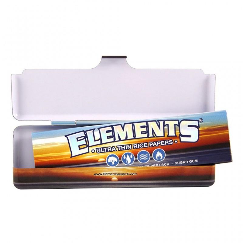 "Контейнер Elements Metal Paper Case 1¼"""