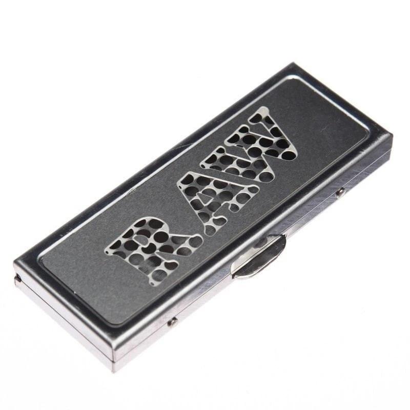 """Контейнер RAW Shredder Steel Case 1¼"""""""