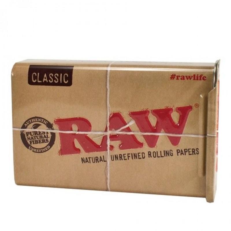 Контейнер RAW Sliding Top Metal Tin