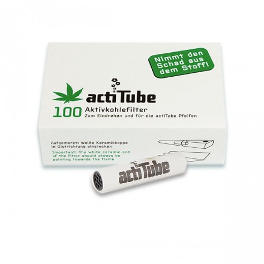 Фильтры угольные ActiTube Tune100