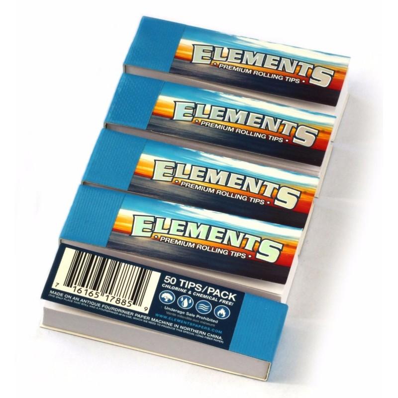 Фильтры для самокруток Elements Classic