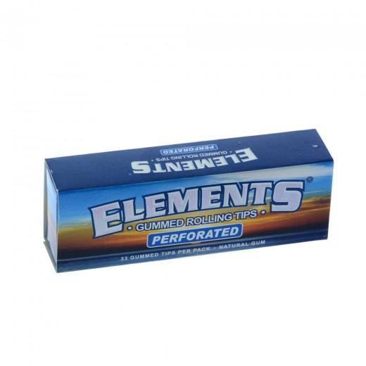 Фильтры для самокруток Elements Gummed