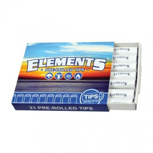 Фильтры для самокруток Elements Pre-Rolled