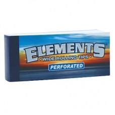 Фильтры для самокруток Elements Wide Perforated