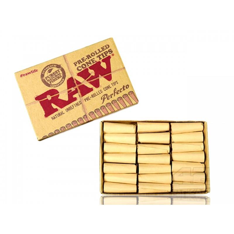 Фильтры для самокруток RAW Pre-Rolled Cone Perfecto