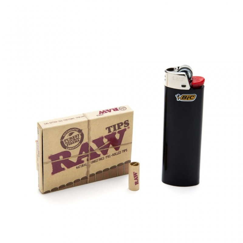 Фильтры для самокруток RAW Pre-Rolled