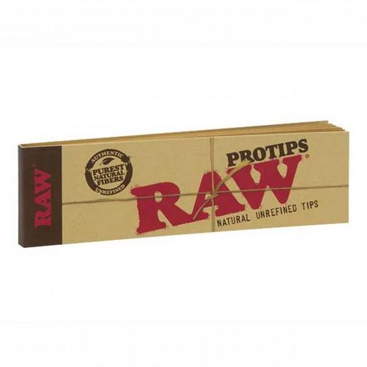 Фильтры для самокруток RAW ProTips