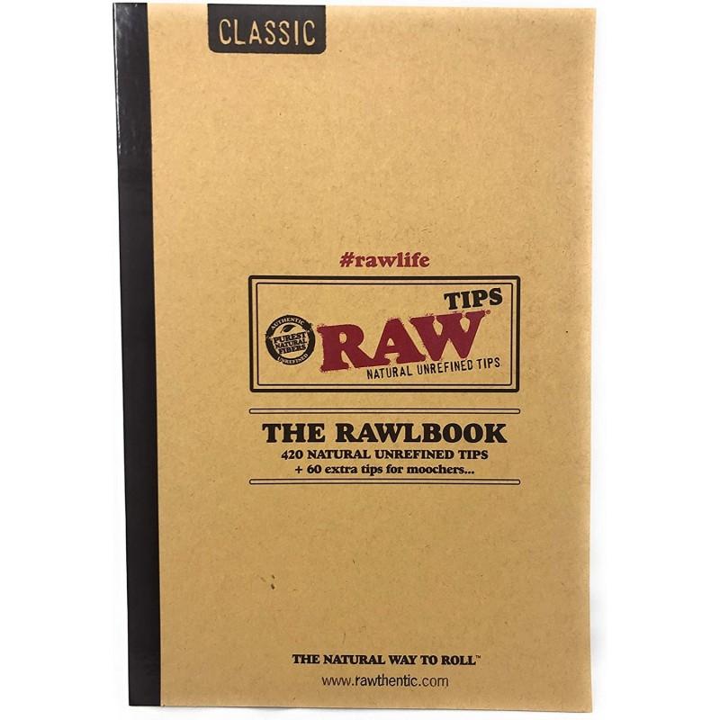 Фильтры для самокруток RAWLBook