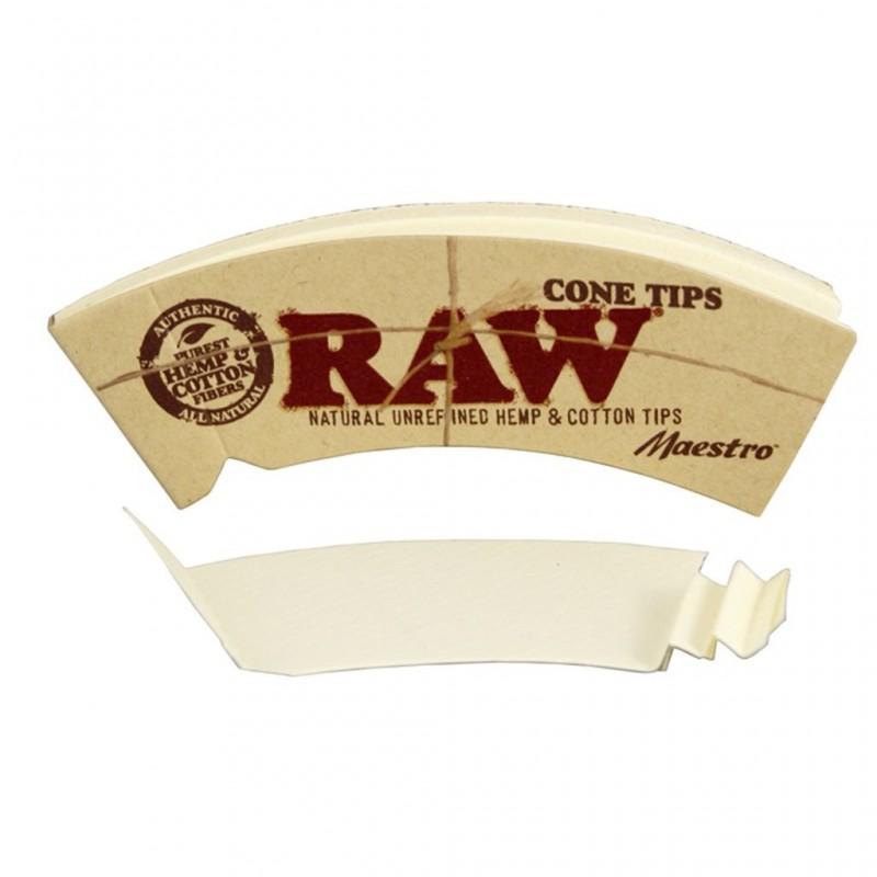 Фильтры для самокруток RAW Cone Shaped Maestro