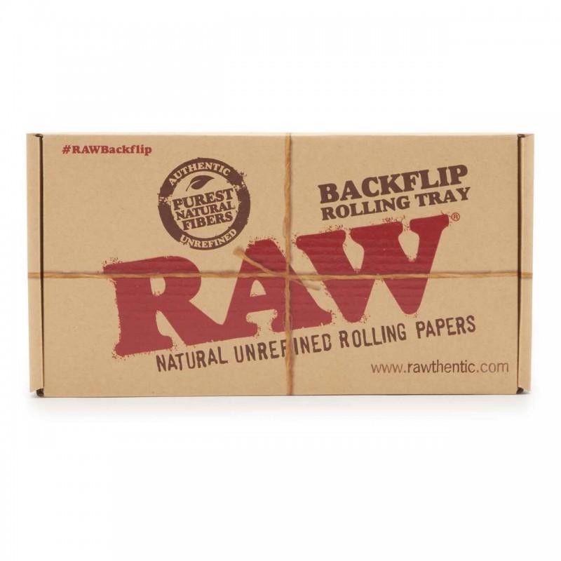 Поднос RAW Wood Back Flip